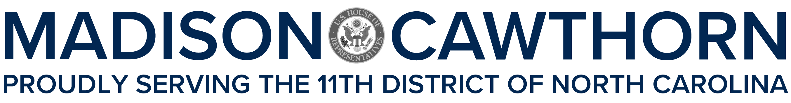 Congressman Madison Cawthorn logo